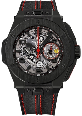 Hublot Big Bang UNICO Ferrari 45mm 401.cx.0123.vr ALL BLACK
