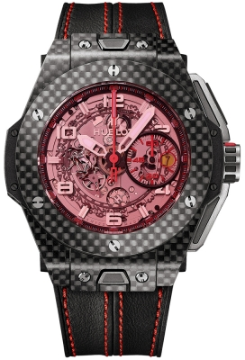 Hublot Big Bang UNICO Ferrari 45mm 401.qx.0123.vr