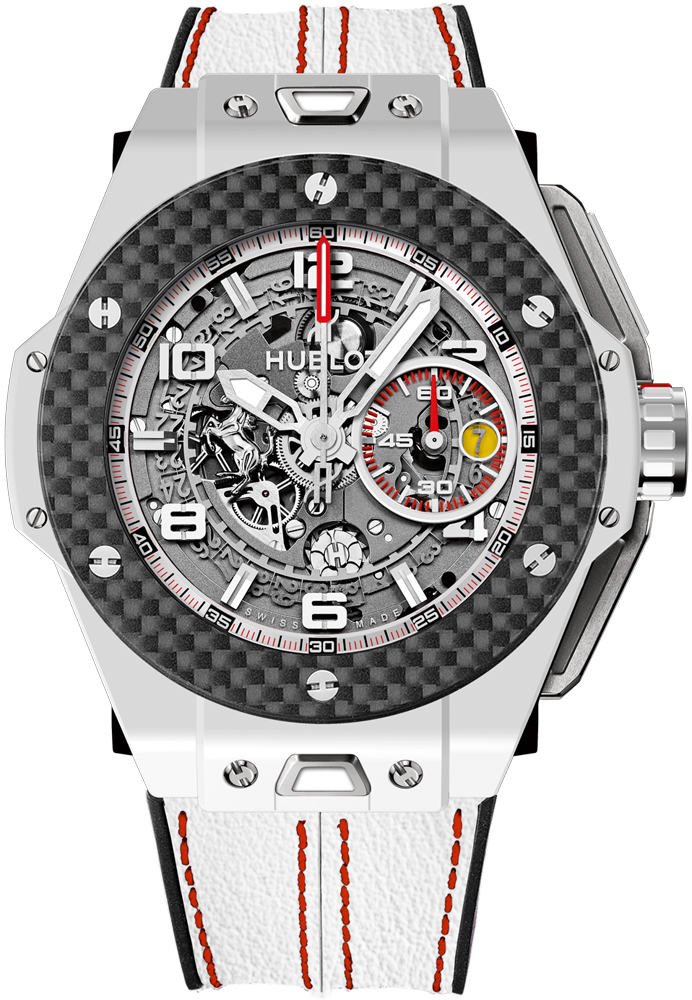 hublot big bang ferarri 45mm mens watch. Black Bedroom Furniture Sets. Home Design Ideas