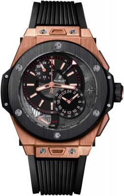 Hublot Big Bang Alarm Repeater GMT 45mm 403.om.0123.rx