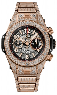 Hublot Big Bang UNICO 45mm 411.ox.1180.ox.3704