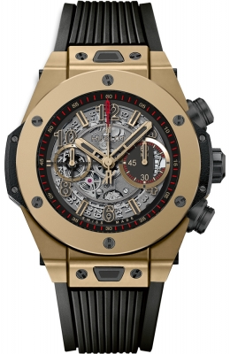 Hublot Big Bang UNICO 45mm 411.mx.1138.rx Full Magic Gold