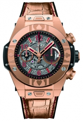 Hublot Big Bang UNICO 45mm 411.ox.1180.lr.wpt15