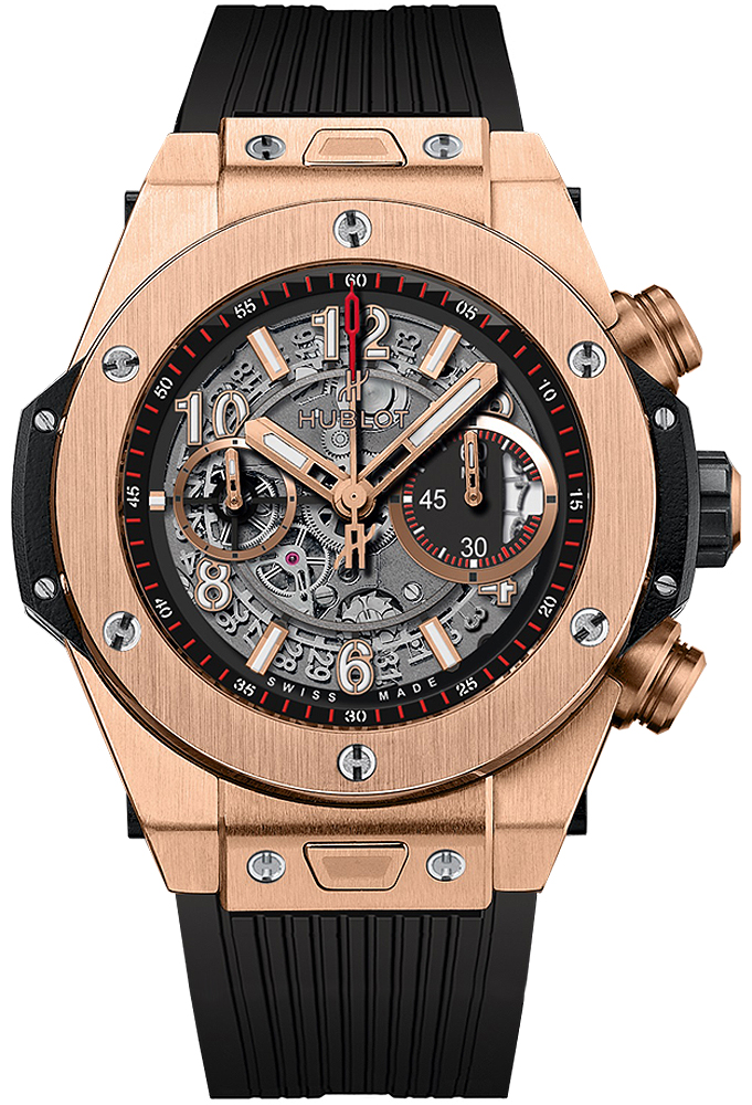 Réplica de calidad superior 411.ox.1180.rx Hublot Big Bang UNICO 45mm reloj