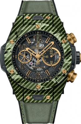 Hublot Big Bang UNICO 45mm 411.yg.1198.nr.iti16
