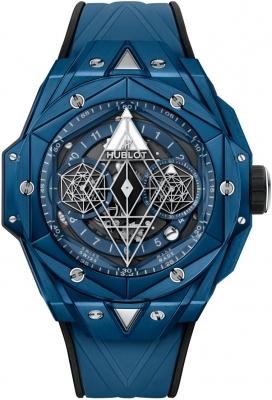 Hublot Big Bang UNICO Sang Bleu II 45mm 418.EX.5107.RX.MXM21