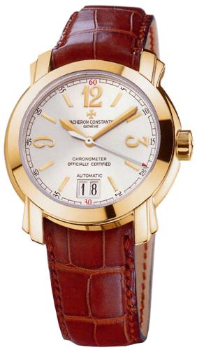 42015/000J-9032 Vacheron Constantin Malte Large Calendar Mens Watch