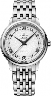 Omega De Ville Prestige Co-Axial 32.7 424.10.33.20.52.002
