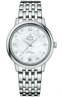 Omega De Ville Prestige Co-Axial 32.7 424.10.33.20.55.001
