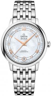 Omega De Ville Prestige Co-Axial 32.7 424.10.33.20.55.002