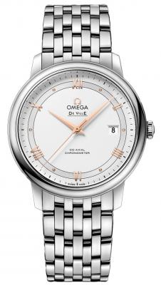 Omega De Ville Prestige Co-Axial 39.5 424.10.40.20.02.002