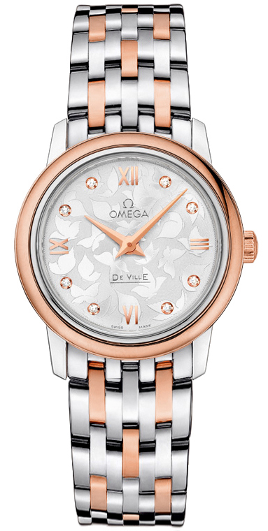 Omega de ville prestige ladies for 52 time table