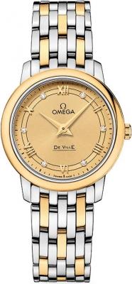 Omega De Ville Prestige 27.4mm 424.20.27.60.58.003