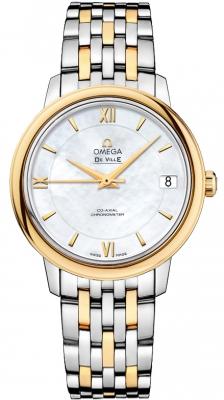 Omega De Ville Prestige Co-Axial 32.7 424.20.33.20.05.001