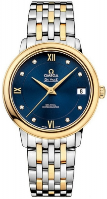 Omega De Ville Prestige Co-Axial 32.7 424.20.33.20.53.002