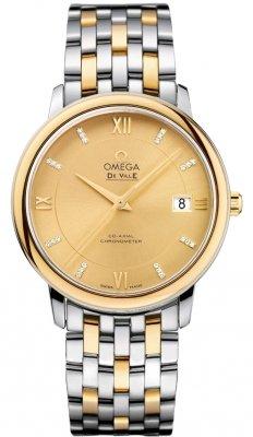 Omega De Ville Prestige Co-Axial 36.8 424.20.37.20.58.001