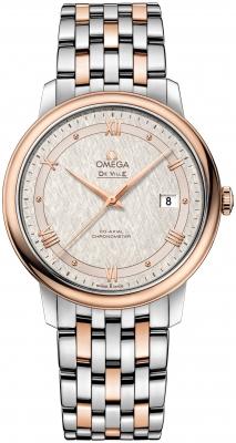 Omega De Ville Prestige Co-Axial 39.5 424.20.40.20.02.003