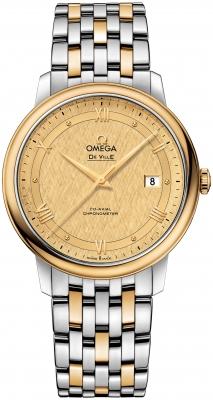 Omega De Ville Prestige Co-Axial 39.5 424.20.40.20.08.001