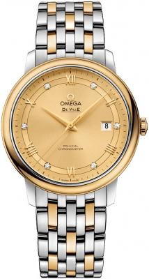 Omega De Ville Prestige Co-Axial 39.5 424.20.40.20.58.001