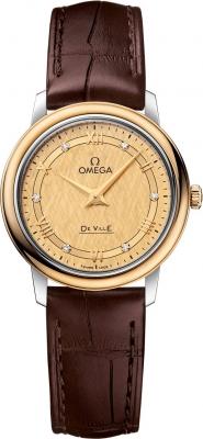 Omega De Ville Prestige 27.4mm 424.23.27.60.58.001