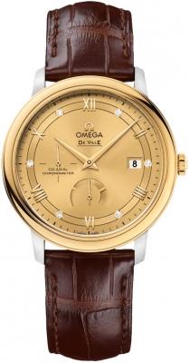 Omega De Ville Prestige Power Reserve Co-Axial 424.23.40.21.58.001