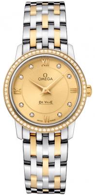 Omega De Ville Prestige 27.4mm 424.25.27.60.58.001