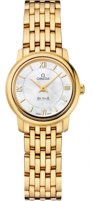 Omega De Ville Prestige 24.4mm 424.50.24.60.05.001