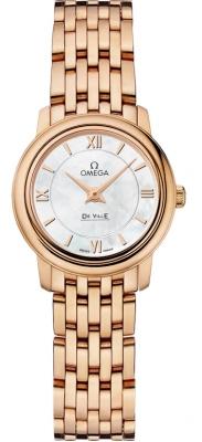 Omega De Ville Prestige 24.4mm 424.50.24.60.05.002
