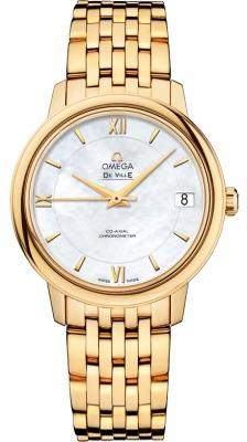 Omega De Ville Prestige Co-Axial 32.7 424.50.33.20.05.001