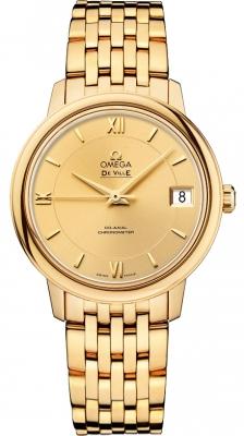 Omega De Ville Prestige Co-Axial 32.7 424.50.33.20.08.001