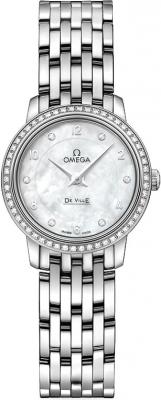 Omega De Ville Prestige 24.4mm 424.55.24.60.55.003