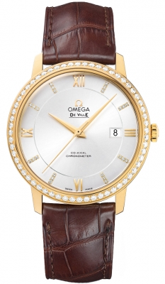 Omega De Ville Prestige Co-Axial 39.5 424.58.40.20.52.001