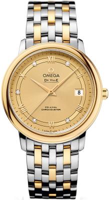 Omega De Ville Prestige Co-Axial 36.8 424.20.37.20.58.002
