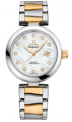 Omega De Ville Ladymatic 34mm 425.20.34.20.55.003