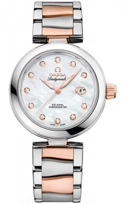 Omega De Ville Ladymatic 34mm 425.20.34.20.55.004