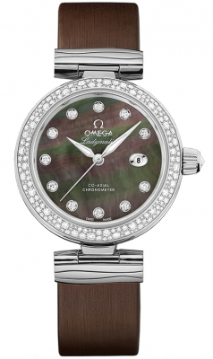 Omega De Ville Ladymatic 34mm 425.37.34.20.57.004