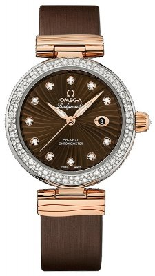 Omega De Ville Ladymatic 34mm 425.27.34.20.63.001