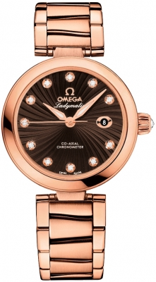 Omega De Ville Ladymatic 34mm 425.60.34.20.63.001