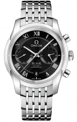 Omega De Ville Co-Axial Chronograph 431.10.42.51.01.001