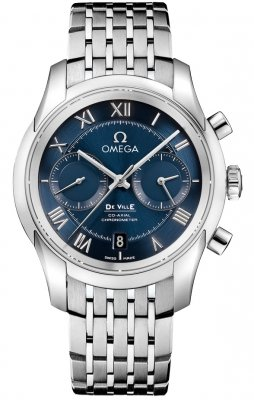 Omega De Ville Co-Axial Chronograph 431.10.42.51.03.001
