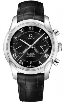 Omega De Ville Co-Axial Chronograph 431.13.42.51.01.001