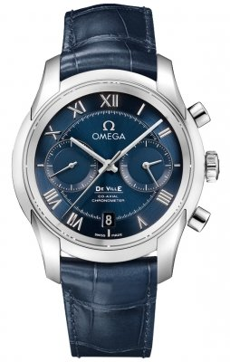 Omega De Ville Co-Axial Chronograph 431.13.42.51.03.001
