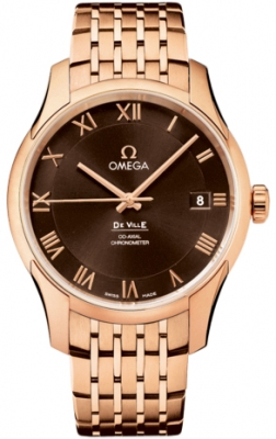 Omega De Ville Co-Axial Chronometer 431.50.41.21.13.001