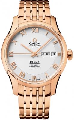 Omega De Ville Co-Axial Annual Calendar 431.50.41.22.02.001