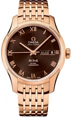 Omega De Ville Co-Axial Annual Calendar 431.50.41.22.13.001