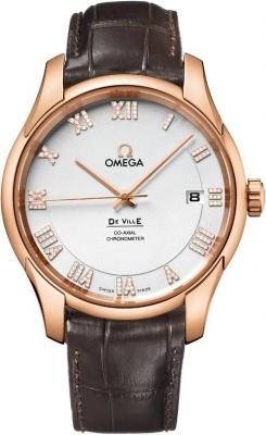 Omega De Ville Co-Axial Chronometer 431.53.41.21.52.001