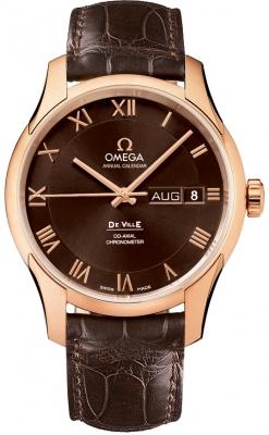 Omega De Ville Co-Axial Annual Calendar 431.53.41.22.13.001
