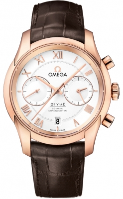 Omega De Ville Co-Axial Chronograph 431.53.42.51.02.001