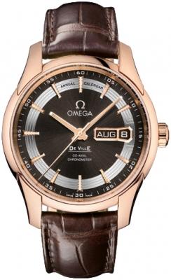 Omega De Ville Hour Vision Annual Calendar 431.63.41.22.13.001