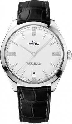 Omega De Ville Tresor Master Co-Axial 40mm 432.53.40.21.52.001